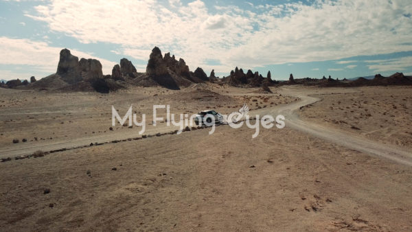 Trona Pinnacles Side Car follow